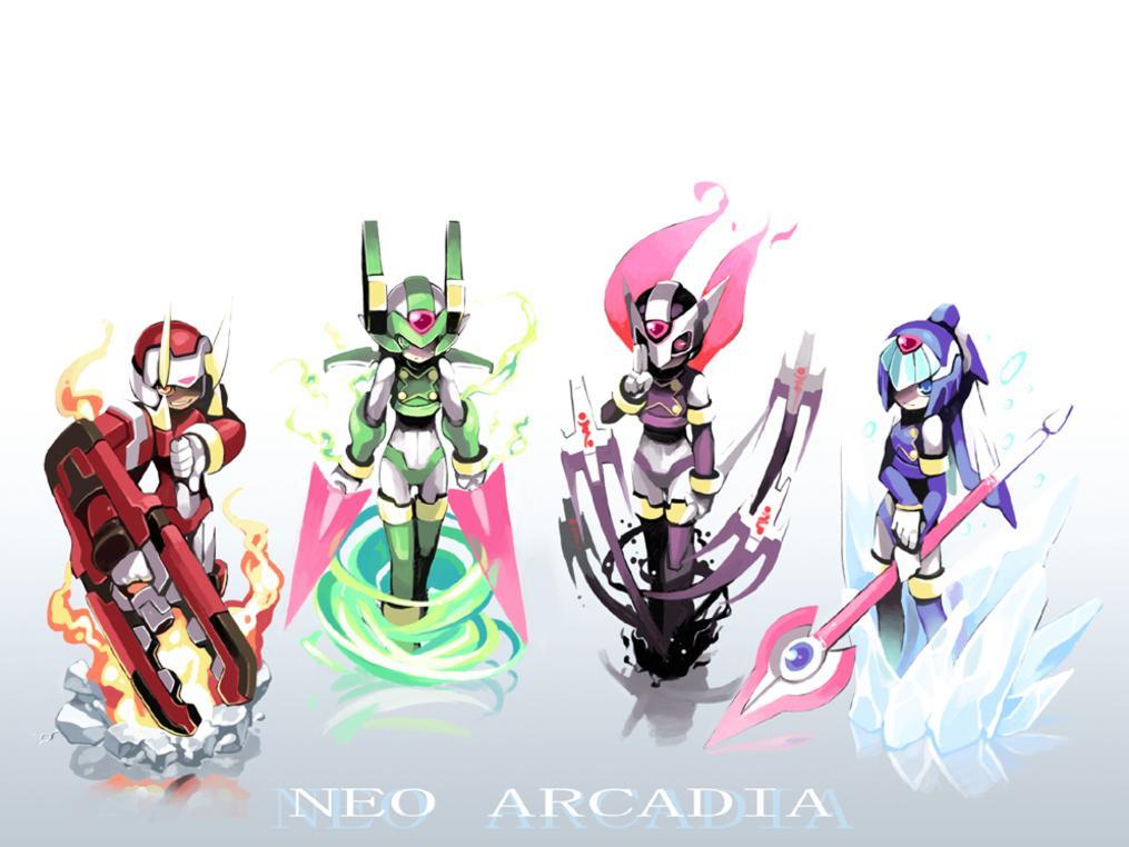 NeoArcadia
